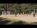 ДОЛ Ракета 2018 3 смена Комический футбол