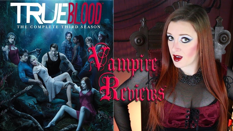 Vampire Reviews True Blood Season 3