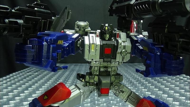 Maketoys DIVINE SHOOTER (Godbomber): EmGo's Transformers Reviews N' Stuff