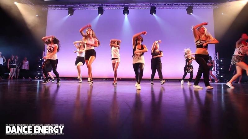 Celebration - Lumidee Choreography by Bettina Kraft Dance Energy Studio in Lörrach bei Basel