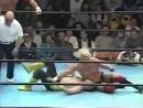 Johnny Ace-Steve Williams-The Patriot vs. Gary Albright-Tamon Honda-Toshiaki Kawada (JIP) 17.05.2018
