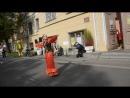 08 09 18 День открытых дверей ДТЮ Соло Башкирский танец Вероника