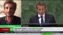 Macron a fait jusqu'à maintenant le contraire de ce qu'il raconte à la tribune