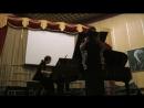 Композитор Виктор Агранович Стихи Н. В. Гоголя Молитва Пресвятой Богородице Исп. Лариса Лазарева