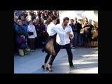 Уличное Аргентинское Танго.