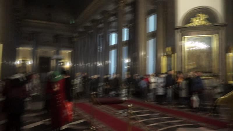 Казанский Собор в Санкт Петербурге, поездка в 09.10.18