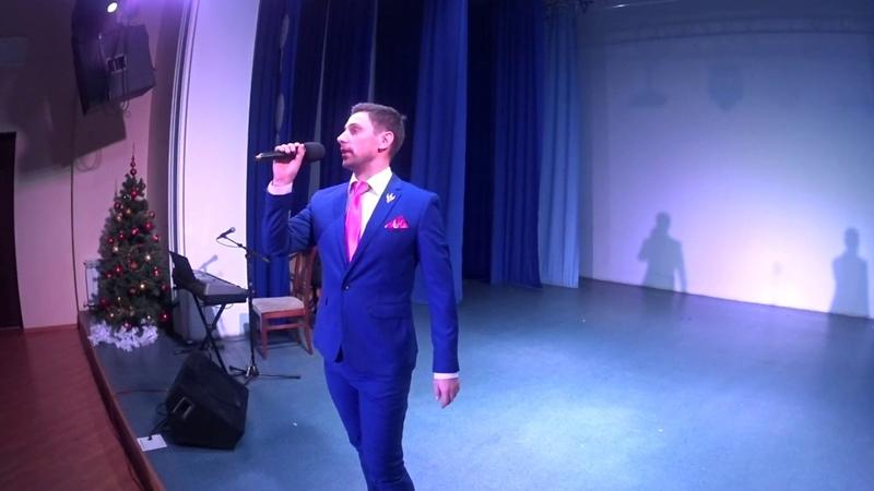Торжественный ужин и концерт для Луганской филармонии 16.12.2018г.