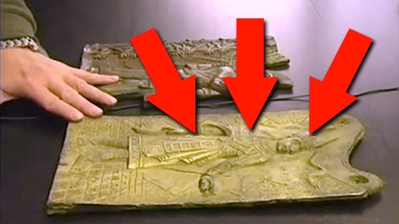 Найдена золотая библиотека пришельцев! Артефакты и роль пришельцев в нашей истории.