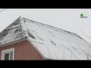 Крыши домов. Мансардная или с холодным чердаком