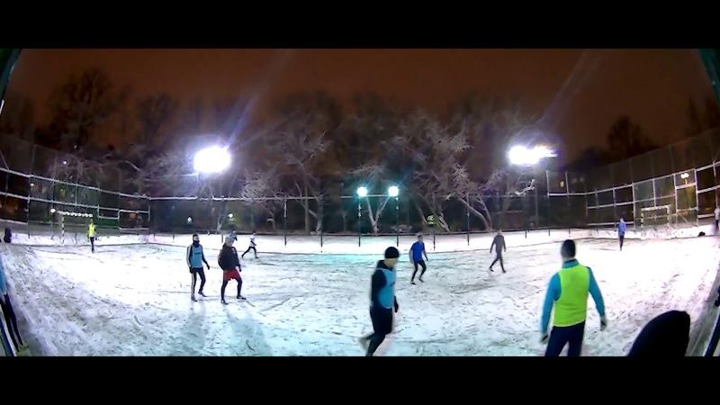 СФПЛ Самара 7:13 Samara city/ Лига 1