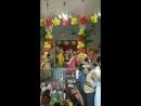 Shri Radha Damodar Temple Darshan Krishna Janmashtami