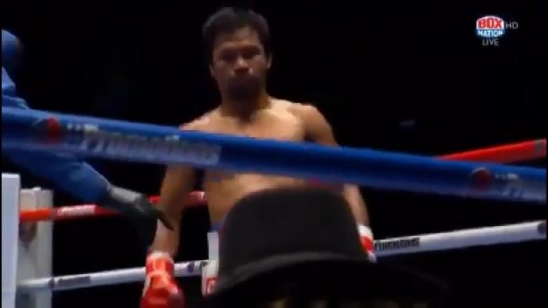 Мэнни Пакьяо (Филиппины) – Лукас Матиссе (Аргентина) (Бой за титул чемпиона мира по версии WBA в полусреднем весе).