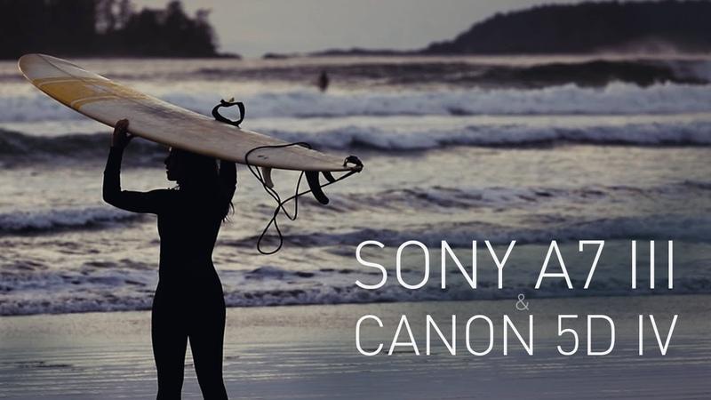 Vancouver Island I Canon 5D MarkIV Sony A7 III cinematic