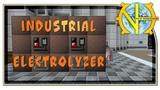Industrial Electrolyzer - Море ресурсов