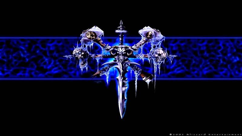 ВУРДАЛАК ВУРДАЛАКУ ДРУГ, ТОВАРИЩ, КОРМ. Фразы юнитов из Warcraft 3. Нежить, вурдалак.