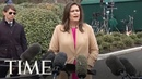 Sarah Sanders Predicts Mueller Report Will Clear Trump There Was No Collusion TIME