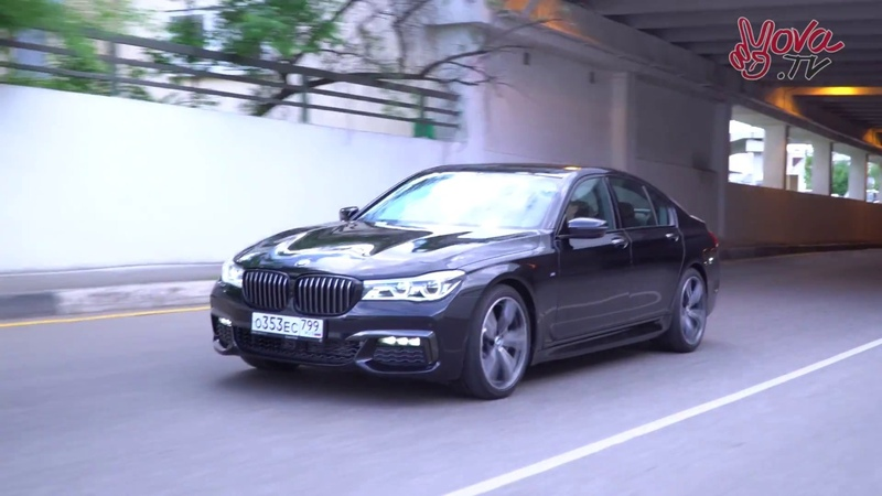 Михаил Нефедов, тест-драйв BMW 7 series (2018) и новости технологий