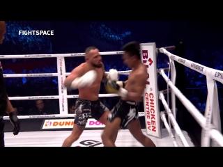 HIGHLIGHTS: Петчпаномрунг КИТМУКАО — Робин Ван РУСМАЛЕН | Чемпионский бой GLORY 59
