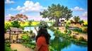 Vẽ tranh tường 3d, phong cảnh đồng quê. Mỹ Thuật Việt chuyên thi công và dạy vẽ tranh tường.