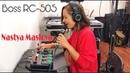 Boss RC-505 - NASTYA MASLOVA - Russian Beatbox Live looping Championship