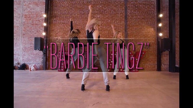 BARBIE TINGZ Rumer Noel Choreo @NickiMinaj