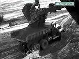 Путешествие в Челны, город на Каме, 1972 год КАМАЗ, Татарстан Фильм