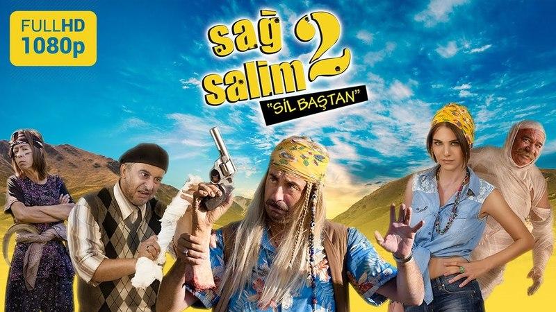 Sağ Salim 2 Sil Baştan - Tek Parça Full HD