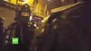 Je vais l'éclater ton téléphone un policier menace un journaliste de RT France