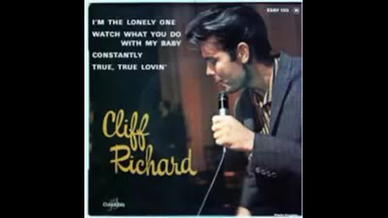 Cliff Richard - Im The Lonely One