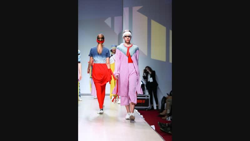 VII Всероссийский фестиваль моды и дизайна Симбирский стиль 2018, №2