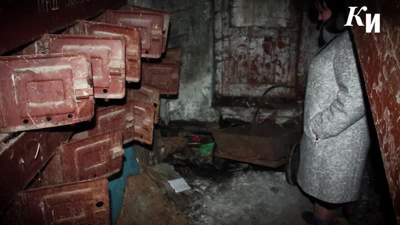 В общежитии куряне задыхаются от запаха нечистот