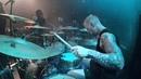 Dan Presland (Ne Obliviscaris) Libera, Pt I Saturnine Spheres live drum cam