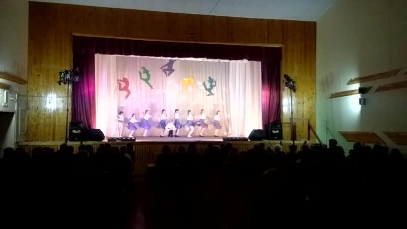 Районный конкурс Звезды танца Наш любимый Фейерверк
