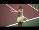 Приколистки теннисистки Caroline Wozniacki and Dominika Cibulkova