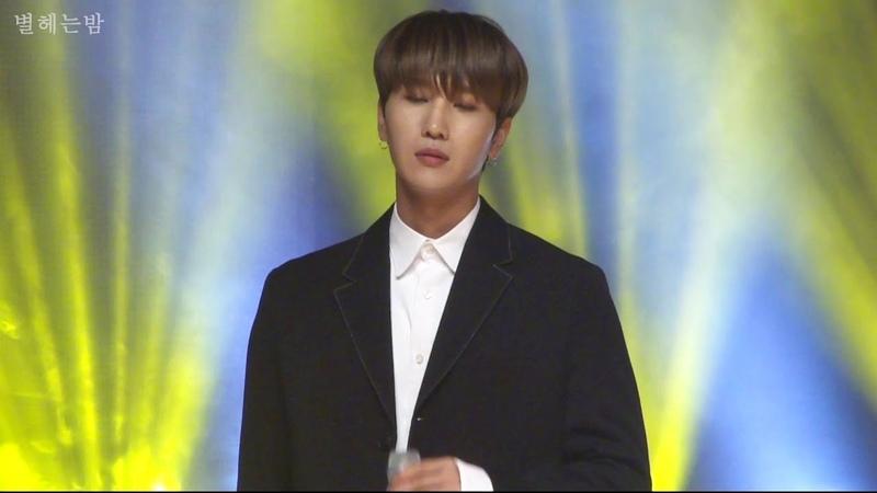 VROMANCE - Flower (Hyunseok Focus) (생명존중 토크콘서트 181030)