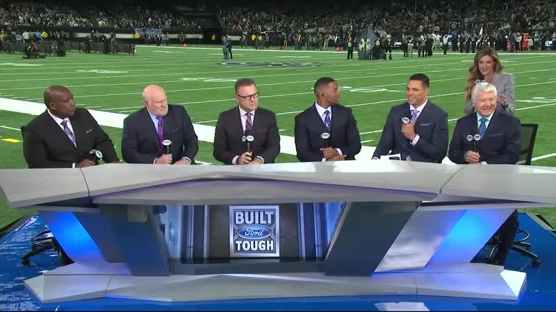FOX NFL Sunday (FOX, 20.01.19)