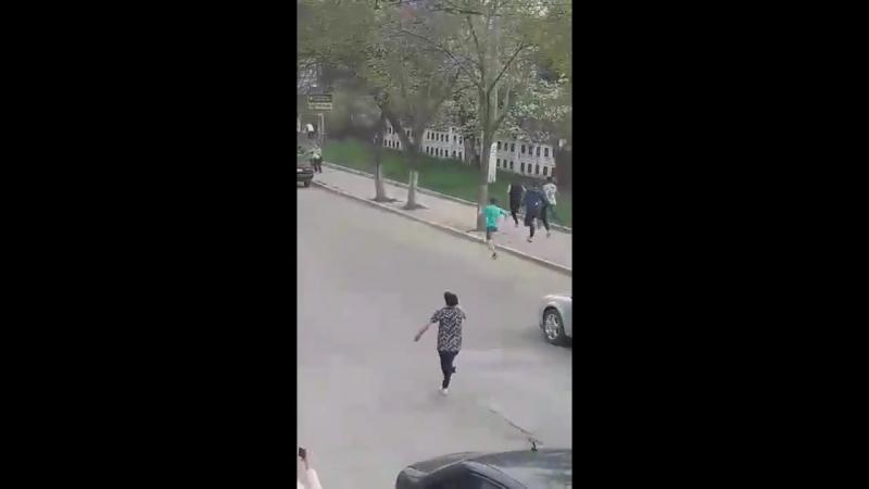 Болельщики Зимбру спровоцировали атаку на их автобус