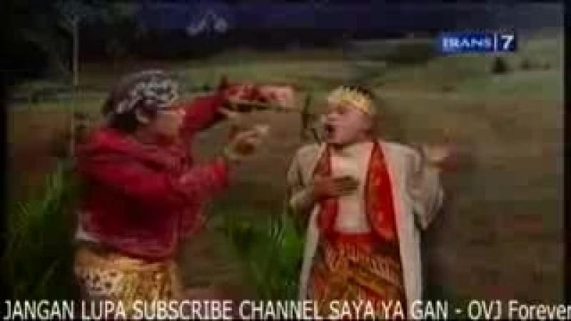 Opera Van Java OVJ Episode Sumpah Srikandi Bintang Tamu Ki Joko Bodo