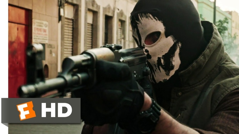 Sicario Day of the Soldado (2018) - Cartel Kidnapping Scene (510)   Movieclips