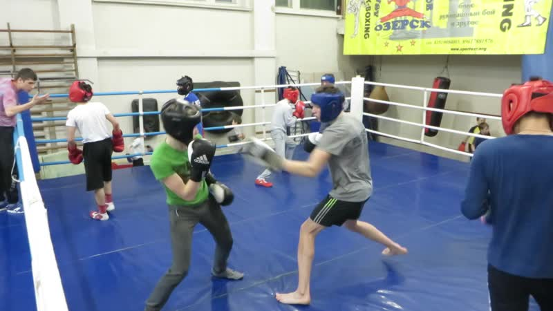 *16.11.2018/Группа бокса Легион мастеров
