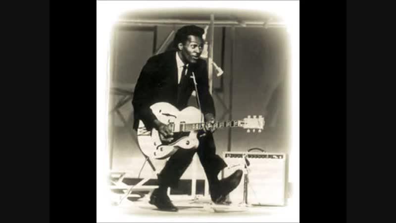 Chuck Berry - You Never Cant TeLL (Guitars MCA Crazy-Records, U.S.A.1956)