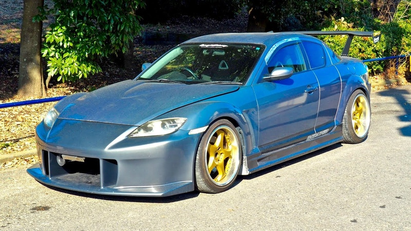 2005 Mazda RX 8 Type S Japan Auction Purchase Review