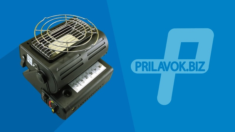 Обогреватель Gas Heater тест в сильный мороз, портативный обогреватель