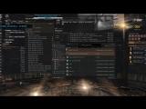 [RU] EVE Online Сканирование #001 Пробный вылет