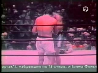 ESPN Fights Of The Century: George Foreman - The Early Years [7ТВ]