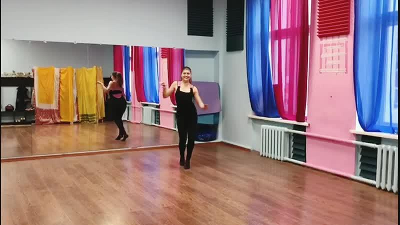 Tatiana Oleskiv Salsa Choreo Qué Buscas - Alexander Abreu y Havana D Primera