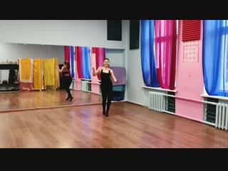 Tatiana Oleskiv Salsa Choreo / Qué Buscas - Alexander Abreu y Havana D' Primera
