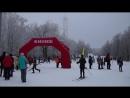Открытый лыжный марафон Кумертау 04 02 2018 г