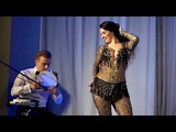 Julia Redkous Belly Dance 2018 Hot Sensational Drum Solo