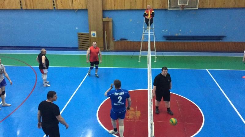 Волейбол первенство города Мантурово часть 4 (2017/18)